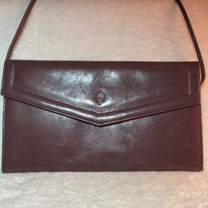 🌹MACY'S CALIFORNIA Leather (Paolo) Made In Spain!